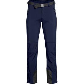 Maier Sports Tech Pants Pantalon Softshell Homme, bleu